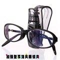 2016 mais novo carro caso de óculos de sol, Car Auto óculos de sol óculos Holder viseira óculos / Ticket / cartão / Pen Holder Clip para carro