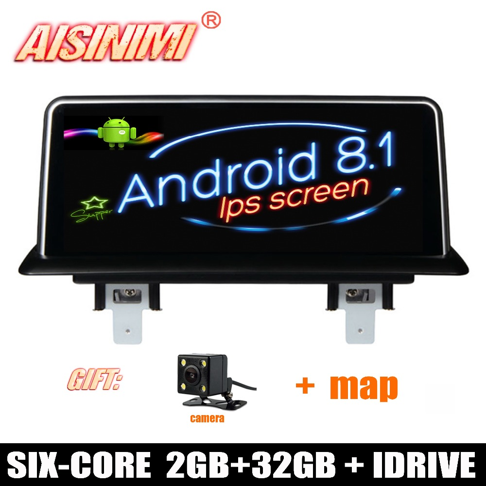 Android 8.1 Car Dvd Navi Player FOR BMW E87 (2006 2007 2008 2009 2010 2011 2012) audio gps stereo auto ips screen all in one