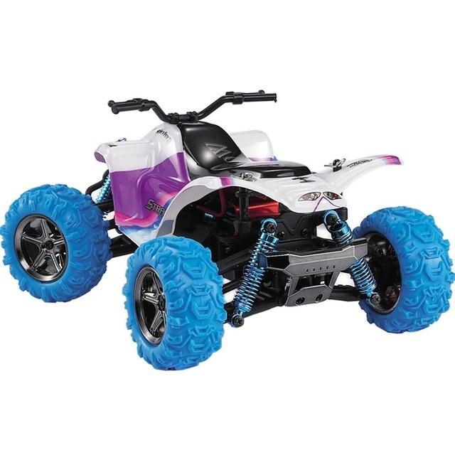 GPTOYS S609 4WD High Speed 1:24 40 КМ/Ч 2.4 Г 5 Монстр грузовики с Пульт Дистанционного Управления Off Road Мотоцикл Открытый RC автомобиль Toys