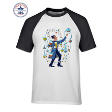 2017 New Fashion Funny Chemistry Man Inspired By Geek Life Cotton t shirt for men