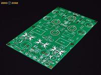 ZEROZONE PRT 08A Stereo Tube preamplifier board bare PCB base on CAT SL1 preamp L7 54
