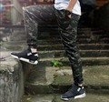 Mens Joggers Pantalones Militares de Camuflaje Pantalones de Los Hombres Basculador Pantalones