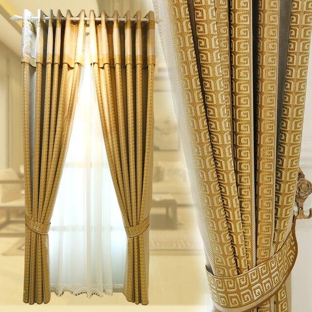 Personnalisé rideau nouveau style Chinois classique rideau salon ...
