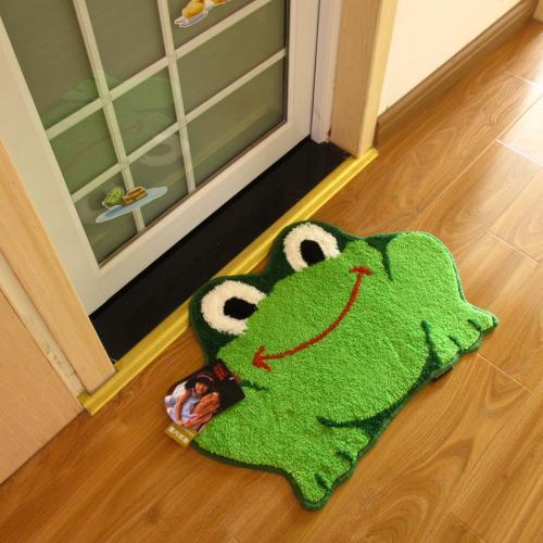 Frog Anti Slip Kitchen Floor Mat Cartoon Kids Bedroom