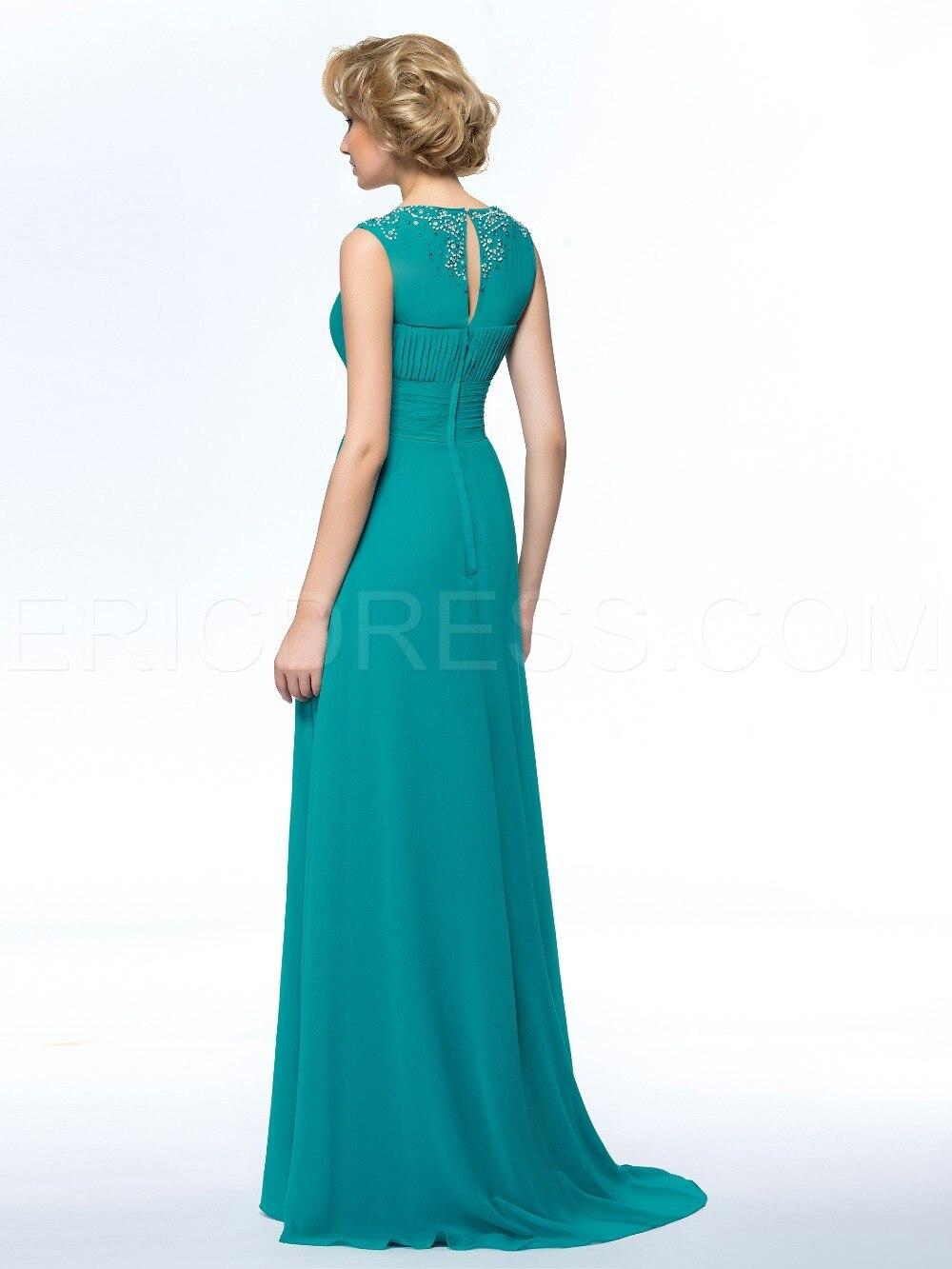 Fashion Chiffon Beaded Plus Size Mother of the Bride Dresses Chiffon ...