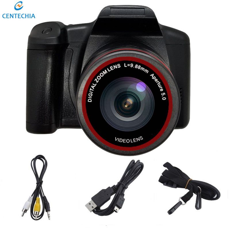 Digital Video Camcorder HD 1080 P Handheld Digitale Camera 16X Digitale Zoom Camera AU.17