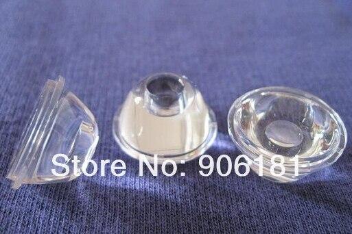 20-90 Высококачественная светодиодная оптическая линза, степень: 90, размер: 20X11,2 мм, чистая поверхность, pmma-материалы