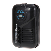 Portable 12V Travel Portable Digital DC Electric Air Compressor 250PSI Car Tyre Pump Air Inflator E