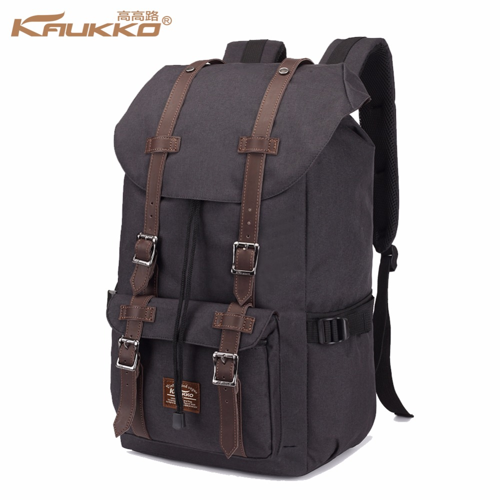 Kaukko Fashion Waterproof  Nylon Backpack  Unisex Rucksack Travel Bags Knapsack Laptop Backpacks Schoolbag  for Teenagers Рюкзак