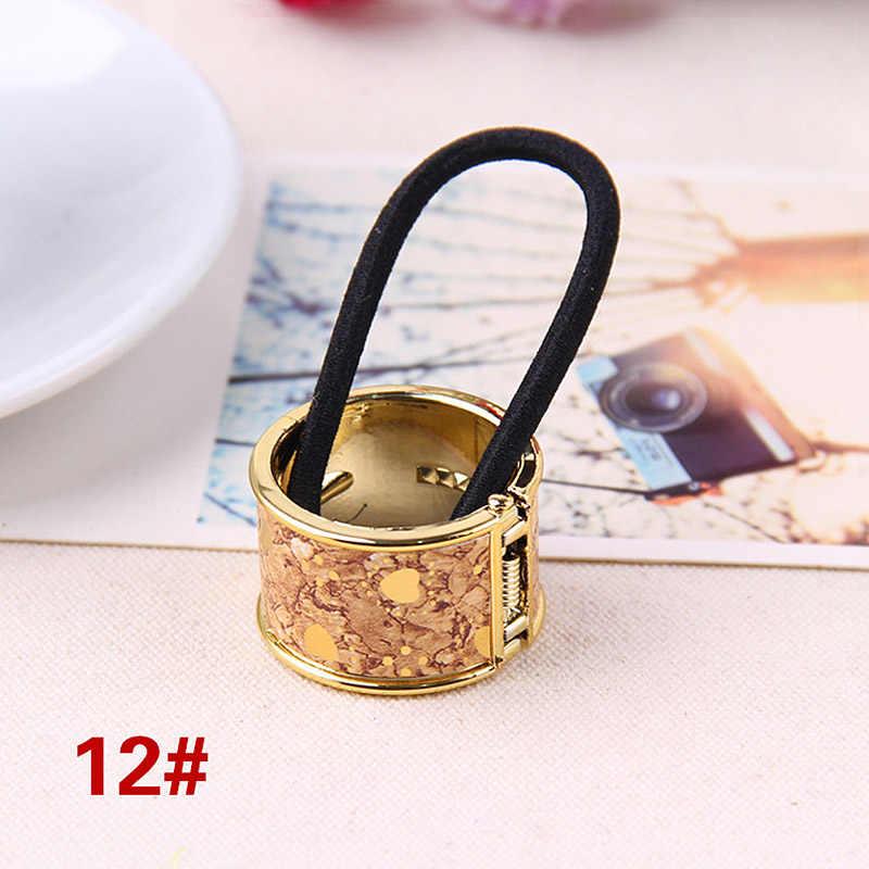 LNRRABC 15 สีหางม้าสาว Charming Headwear ผม Tie เชือกแหวนผมวงยืดหยุ่นผมอุปกรณ์เสริม