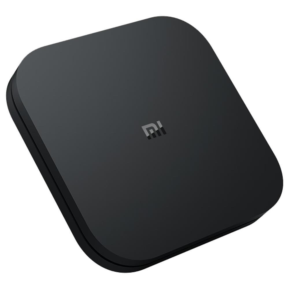 [Version globale] Xiao mi mi Tv Box S Android 8.1 4K QuadCore Smart TV Box 2GB 8GB 2.4G 5.8G WiFi BT4.2 Mali450 1000Mbp VS mi BOX 3 - 4
