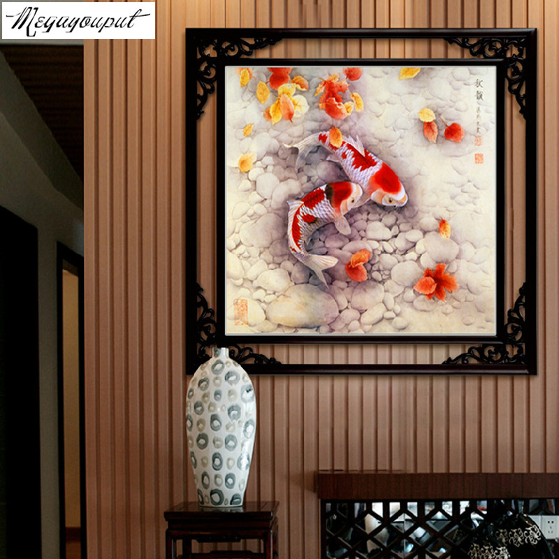 5d diy diamond painting cross stitch diamond embroidery for Mosaic home decor