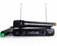 Handheld Wireless Karaoke Microphone Karaoke player Home Karaoke Echo Mixer System Digital Sound Audio Mixer Singing Machine V2+