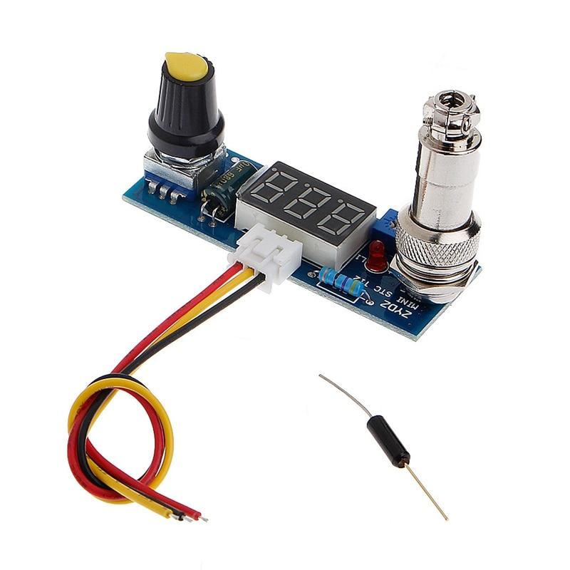 Digital Soldering Iron Station Temperature Controller Kits For HAKKO T12 Handle G08 Great Value April 4