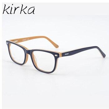 Kirka Student Glasses Frame Children Myopia Eyeglasses Optical Kids Spectacle Frame for Boys&Girls 6-10 year old Safety Glasses