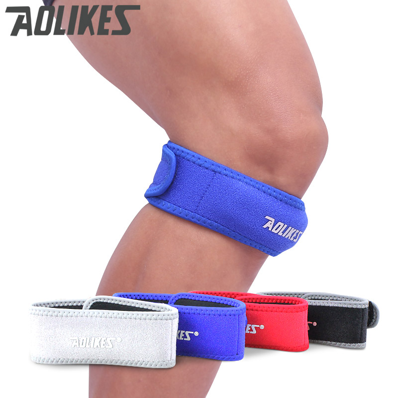 AOLIKES 1PCS Ρυθμιζόμενο γόνατο - Αθλητικά είδη και αξεσουάρ - Φωτογραφία 5