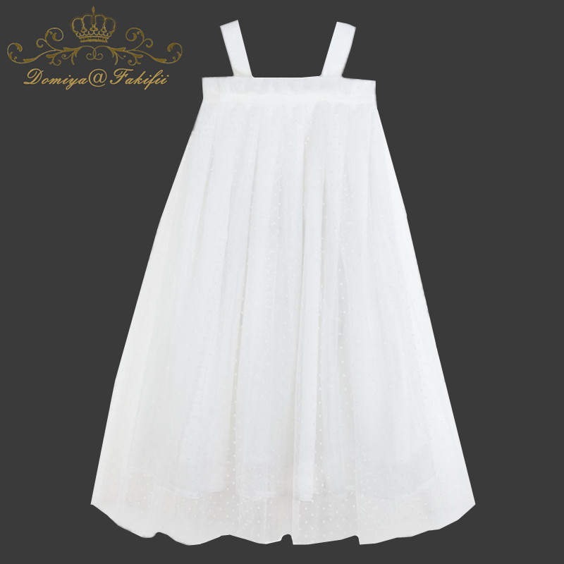 Summer 2018 Brand Girls White Princess Dresses For Weddings Party Vestidos Teenagers Casual Dress for Girls Baby Girl Clothes платье для девочек party dresses for girls baby 2 11 casual girl dress