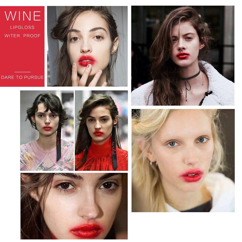 2018 Brand New Makeup Starry Long Lasting Liquid Velvet Matte Lipstick Beauty Waterproof Long Lasting Natural Drop Shipping 4