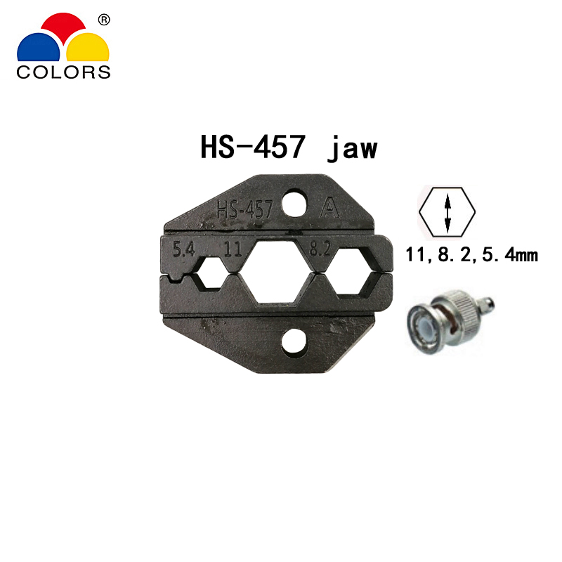 HS-457 jaw