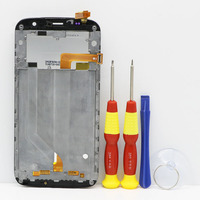 New Original Touch Screen LCD Display For ZOPO ZP990 Digitizer Assembly With Frame Replacement Parts Disassemble