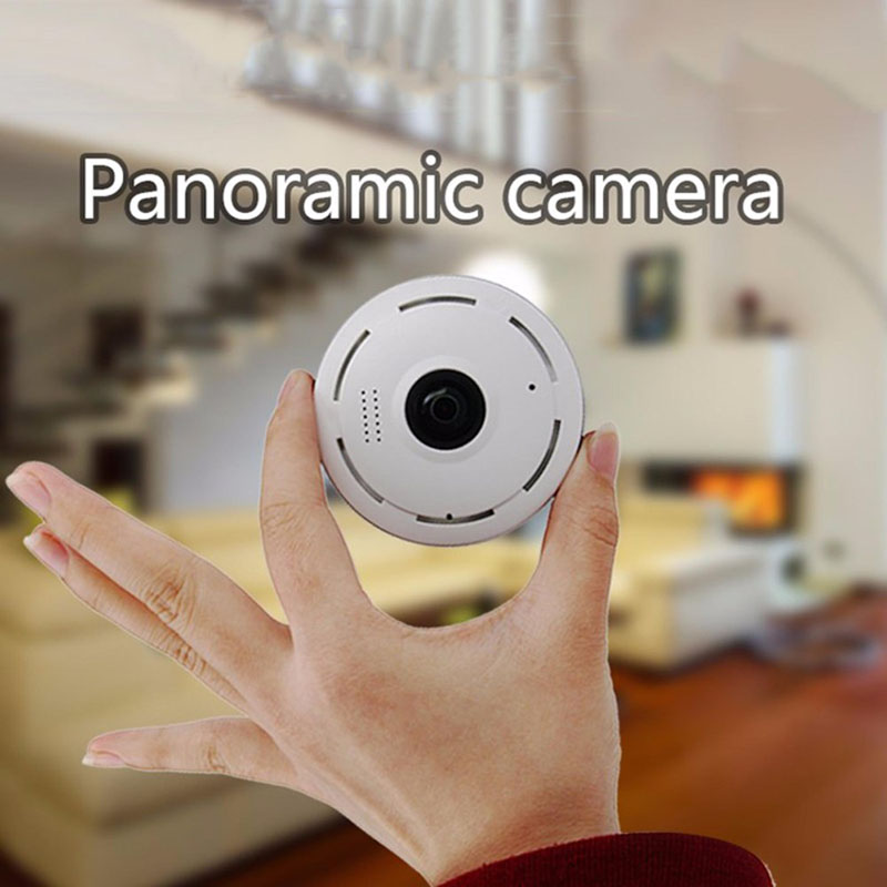 FishEye IP Camera 960P 360 Degree Full View Mini CCTV Camera 1.3MP Network Home Security WiFi Camera Panoramic IR Cut женские толстовки и кофты 2 piece set women 2015 2 sport suit
