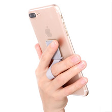 Universal Finger Ring Holder Smartphone Mobile Phone plastic Band Strap Finger  Stand Grip For iPhone 7 f293b69ecf3a