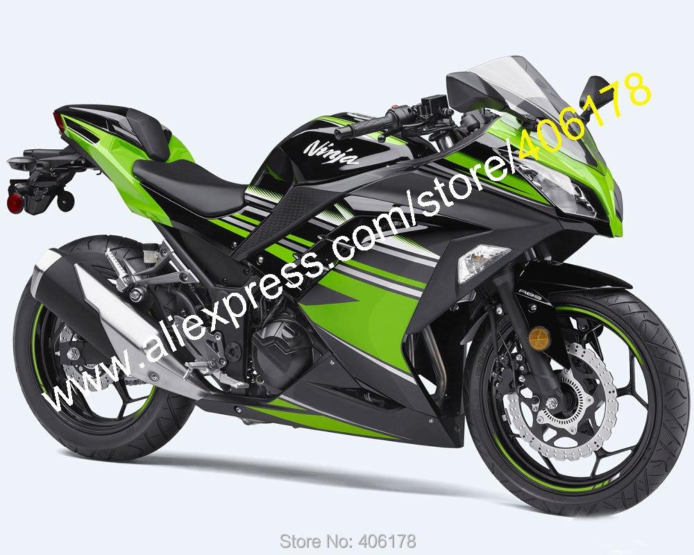 Hot Sales,For Kawasaki Ninja 300 KRT edition 2013 2014 2015 2016 EX 300 ABS Bodywork Motorbike Fairings Kit (Injection molding) ninja 300 special edition