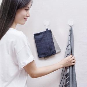 Image 2 - Youpin hlホーム壁フックリトル粘着kirchen浴室寝室のための強力な 3 キロ最大荷重アップ