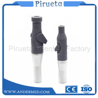 1 pairs Dental Chair unit Separable strong and weak suction adjustable dental saliva ejector dental materials equipment