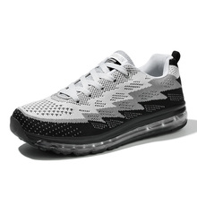 Running Shoes for Men Women Lightweight Breathable Sneaker for Outdoor Sport and Air Cushion Jogging zapatillas deportivas mujer