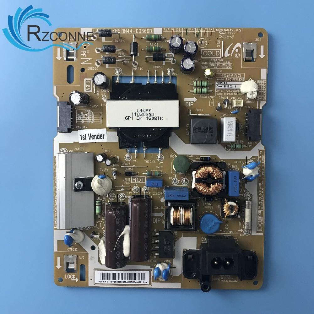 Power Board Card Supply For Samsung TV L40PFN_KHS BN44-00866B