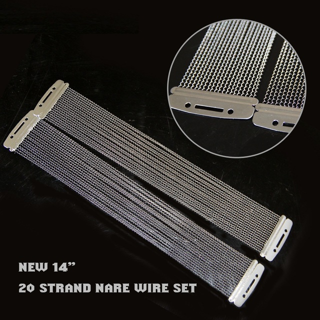 NEW 20 Strand Snare Drum Wire Set / 14\