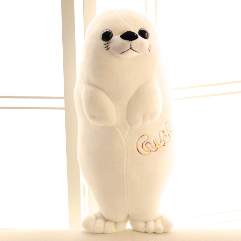 3pcsset 40cm  Aquarium Sea lions plush toy doll doll Children\'s Day gift to send his girlfriend a birthday gift free shipping (4)