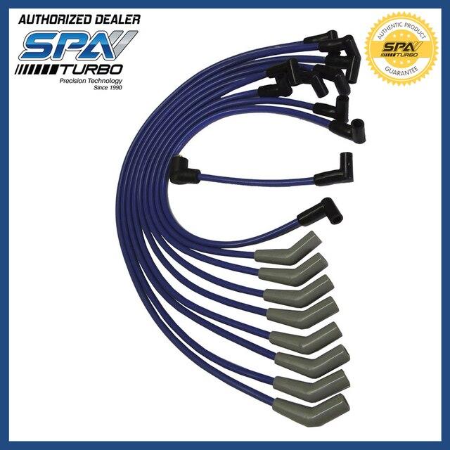 US $25.0 |RACING SPARK PLUG WIRE SET Fits For SB V8 302 5.0L 5.8L, on