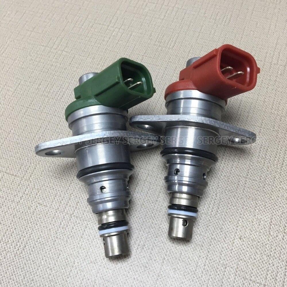 Une Paire Nouveau SCV 096710-0052 096710-0062 Carburant Aspiration Soupape De Commande Pour TOYOTA AVENSIS 2.0 2.2 4-4D