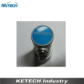 4 MHz 12mm podwójny proste wiązki sondy F10 przetwornik tanie i dobre opinie 4MHz 12mm F10 MiTeCH