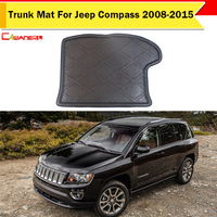 High Quality Automotive Car Boot Tray Liner Trunk Protector Floor Carpet Pad Luggage Mat For