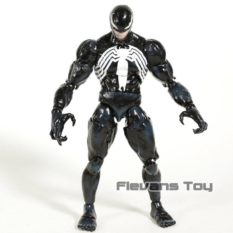 Juguetes calientes Marvel Legends Venom Spiderman 1/6 escala PVC figura de acción coleccionable modelo de juguete-in Figuras de juguete y acción from Juguetes y pasatiempos    1