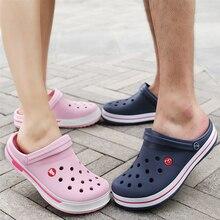 2019 г., женская и мужская пляжная обувь сандалии домашние тапки уличная летняя морская акваобувь болотные кроссовки обувь для отдыха