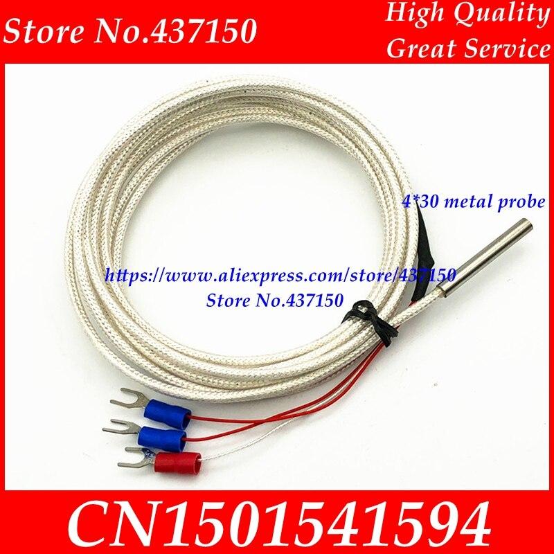 PT1000 Temperature Sensor Thermocouple Waterproof Temperature Measurement