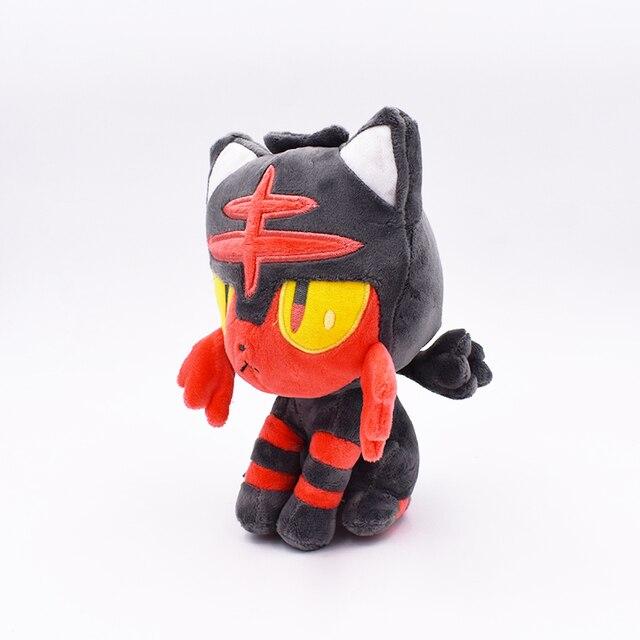 Аниме игрушка Покемон Литтен 20 см 5
