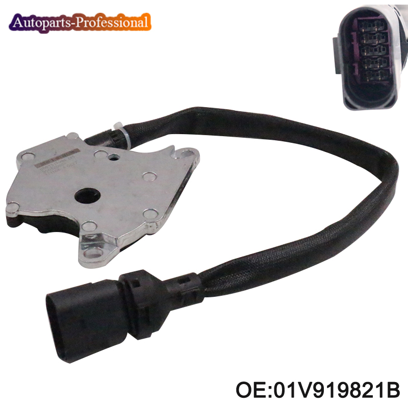 Car 01V919821B 0501317994 ZFS Auto Transmission Multi-function Neutral Safety Switch For Volkswagen Passat <font><b>Audi</b></font> A4 A6 <font><b>A8</b></font> S6 RS6 image