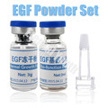 10 Sets Acne Pimples Scars Wrinkles Treatment EGF Lyophilized Epidermal Growth Factor EGF Powder  DIY Serum Skin Care Products