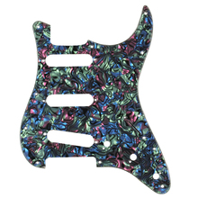 Pickguard 11 Screw Holes 3 Pickup Holes Guitar Scratch Plate for Electric Guitars SSS цены онлайн