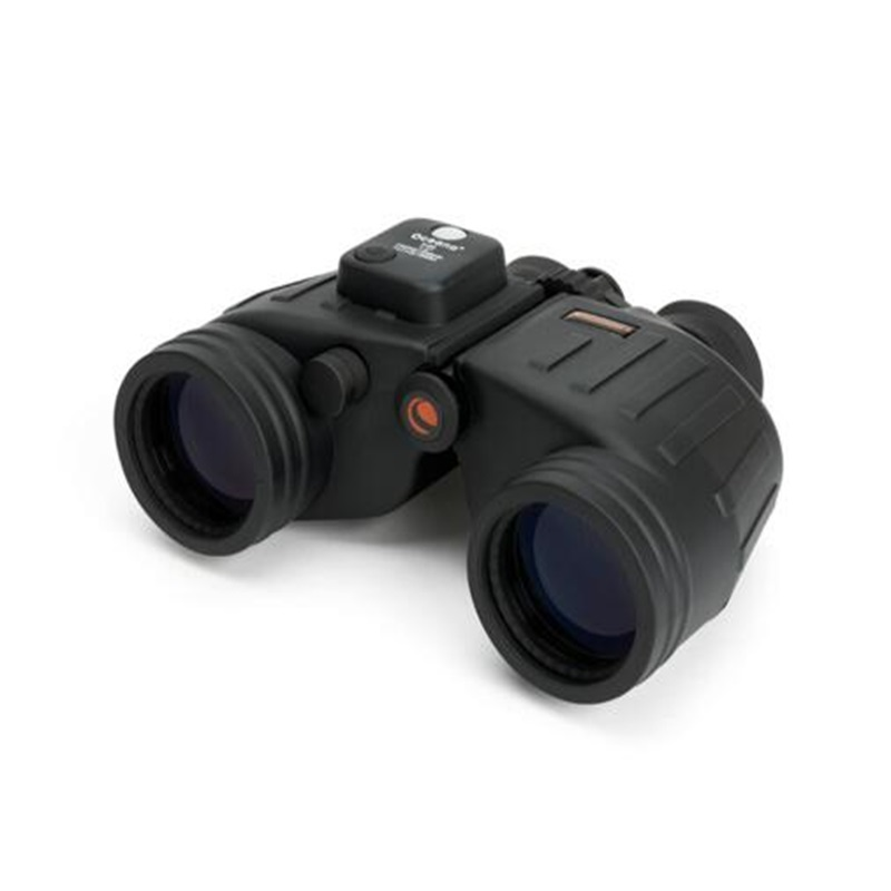 CELESTRON New CE OCEANA 7x50 Porro Binocular Telescope Multi-coated Optics Compass and Reticle Waterproof Fogproof #71189-A монокуляр celestron oceana 8x42 monocular