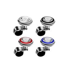 1 pc Impulsionador Volante Hubs Peças de Reposição Para Todos Os Carros Universais Rodas de Carro-Styling Acessórios Do Carro de Direção Reforço #