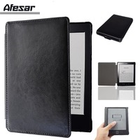 Flip Book Cover Case For Amazon Kindle 4 Kindle 5 D01100 Ebook High Quality Pu Leather