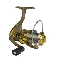 OKUMA MNT II Distant Wheel Metal Head 4+1BB Spinning Reel High Strength Line Winder Carp Lure Fishing Reel Coil Fishing Gear