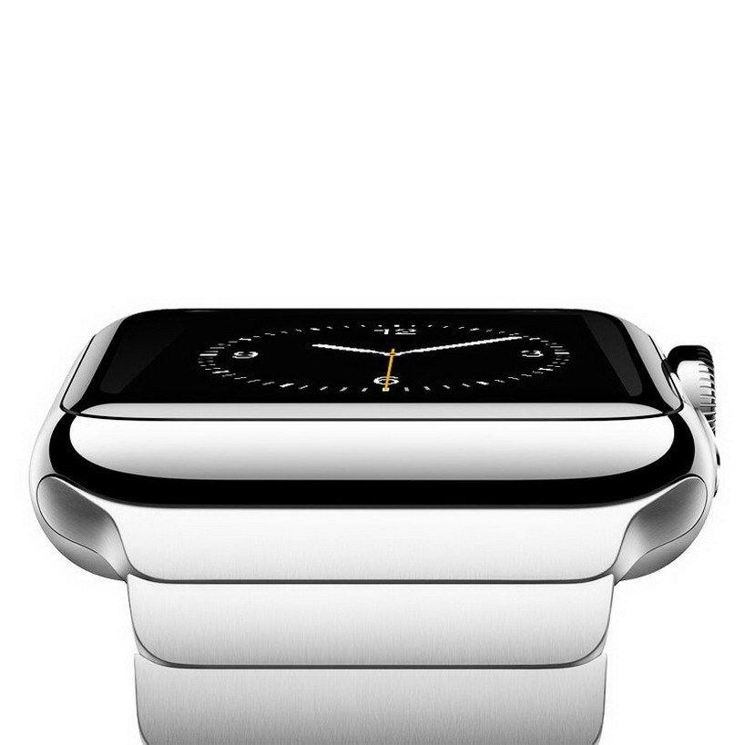 Edelstahl Metallarmband für Apple Watch Serie 1 2 3 4 5 Band - Uhrenzubehör - Foto 4