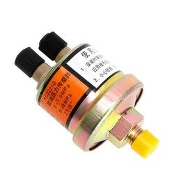 Czujnik ciśnienia oleju silnika miernik przełącznik nadawcy wysyłanie jednostka 1/8 NPT 80x40mm